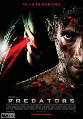 Poster UK Predators