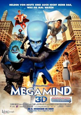 Poster_de Megamind