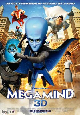 Poster_es Megamind