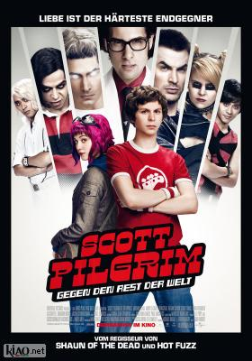 Poster_de Scott Pilgrim Vs. The World