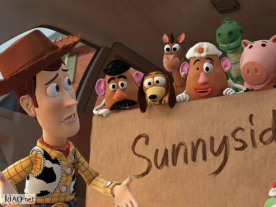 Extrait Toy Story 3 - Sneak Peak
