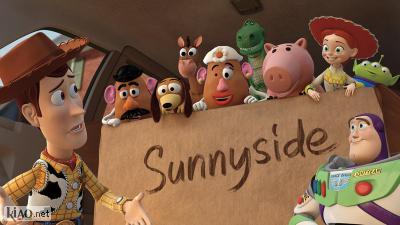 Video Toy Story 3 - Sneak Peak