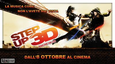 Video Step Up 3-D