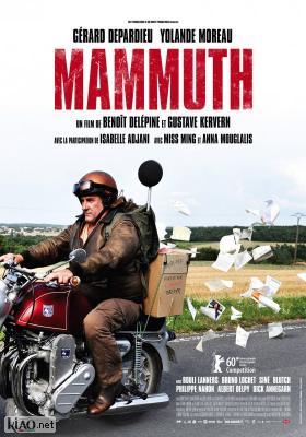 Poster_es Mammuth