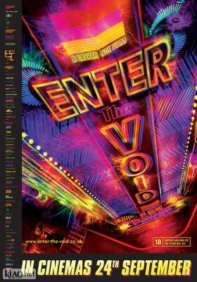 Poster UK Enter the Void