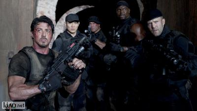 Video The Expendables