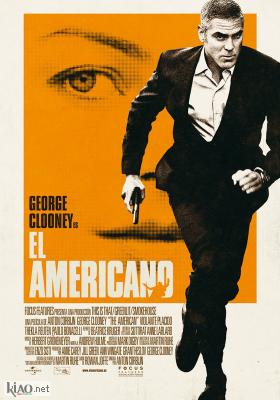 Poster_es The American