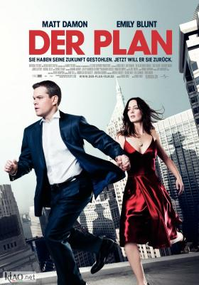 Poster_de The Adjustment Bureau