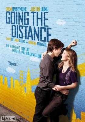 Poster_dk Going the Distance