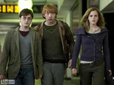 Extrait Harry Potter and the Deathly Hallows: Part I