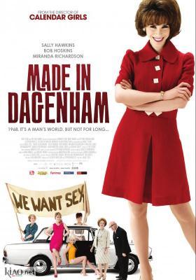 Poster_nl Made in Dagenham