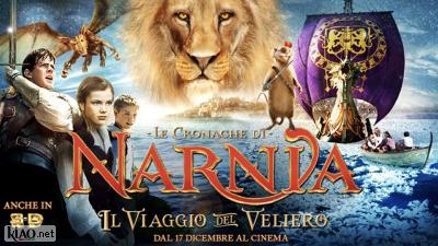 Video The Chronicles of Narnia: The Voyage of the Dawn Treader