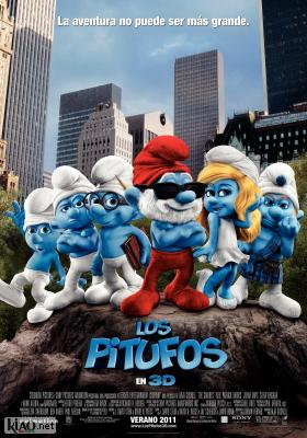 Poster_es The Smurfs
