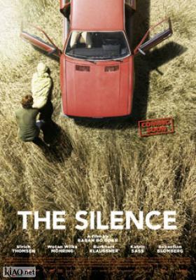 Poster_uk Das letzte Schweigen