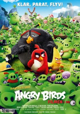 Poster_dk Angry Birds