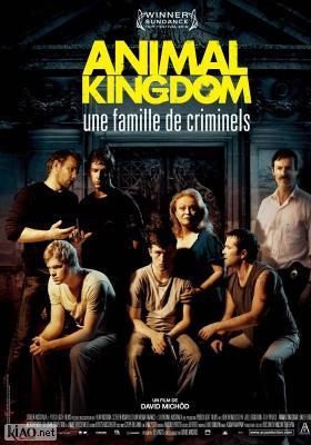 Poster_fr Animal Kingdom