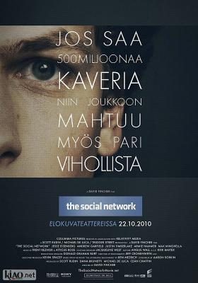 Poster_fi The Social Network