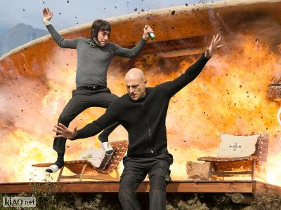Extrait The Brothers Grimsby