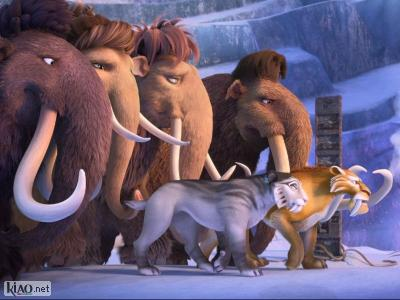 Extrait Ice Age: Collision Course