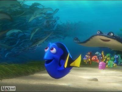 Extrait Finding Dory