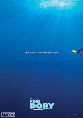 Poster_dk Finding Dory