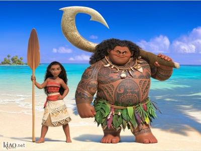 Preview Moana