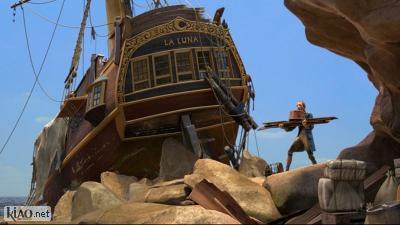 Video RobinsonCrusoe