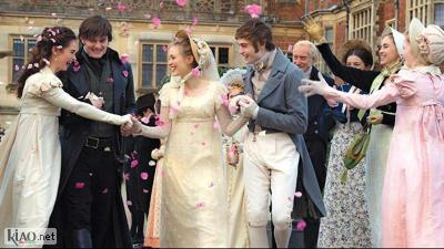 Video Pride and Prejudice and Zombies