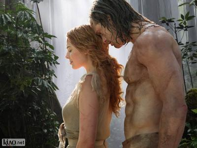 Preview The Legend of Tarzan