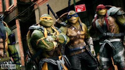 Video Teenage Mutant Ninja Turtles 2
