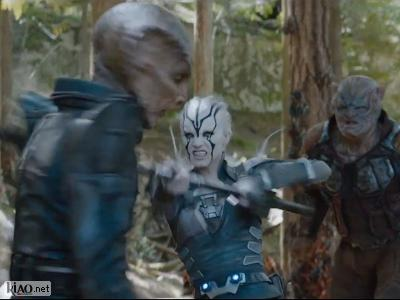 Extrait Star Trek Beyond