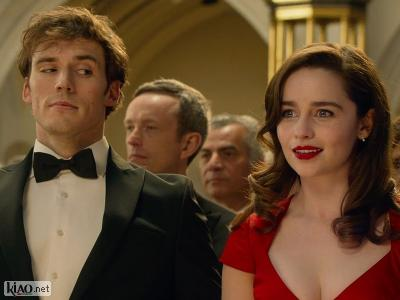 Extrait Me Before You