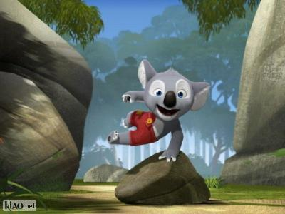 Extrait Blinky Bill the Movie