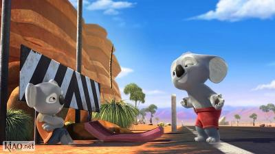 Video Blinky Bill the Movie
