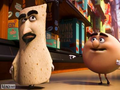Extrait Sausage Party