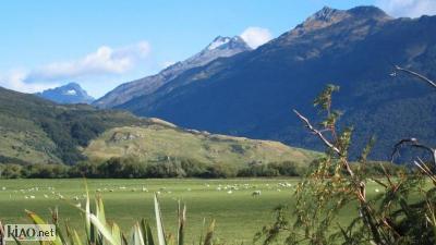 Video Neuseeland - Der Süden