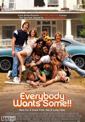 Poster_dk Everybody Wants Some!!