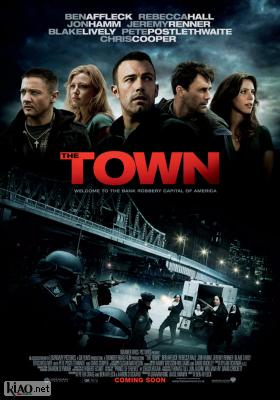 Poster_dk The Town