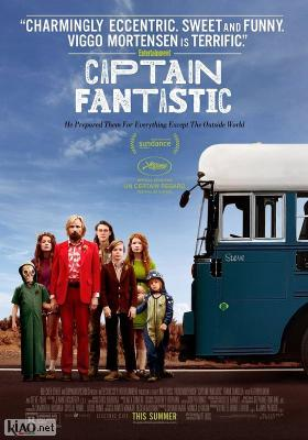 Poster_se Captain Fantastic