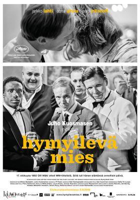 Poster_fi Hymyilevä mies