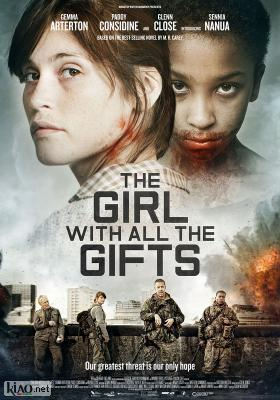 Poster_dk The Girl with All the Gifts
