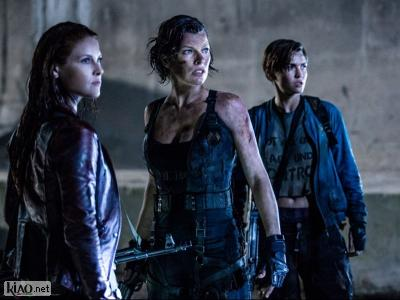 Extrait Resident Evil: The Final Chapter