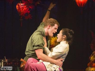 Extrait Miss Saigon 25th Anniversary