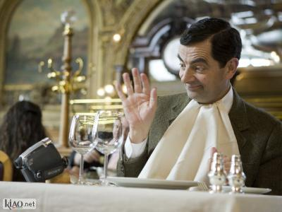 Extrait Mr. Beans Holiday