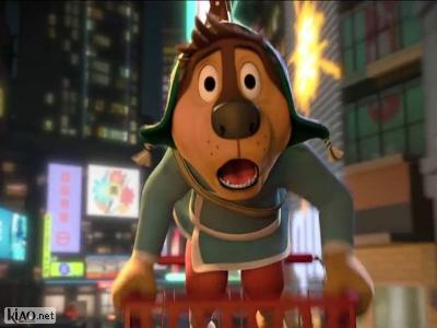 Extrait Rock Dog