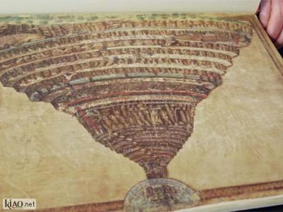 Extrait Botticelli - Inferno