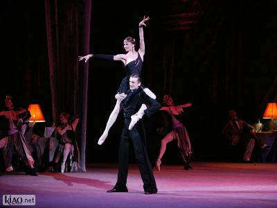 Extrait L'età dell'oro - Bolshoi Ballet