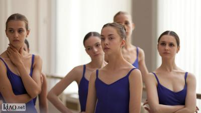 Video Polina, danser sa vie