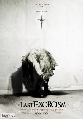 Poster UK The Last Exorcism