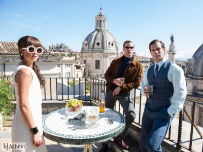 Extrait The Man from U.N.C.L.E.